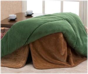 中掛け毛布