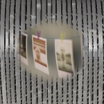 壁にフォトフレームやポストカードを飾りたい!飾り方と取付方法は?