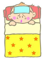 インフルエンザ 赤ちゃん