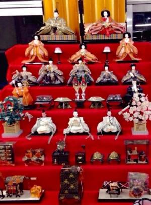 雛人形 飾り方