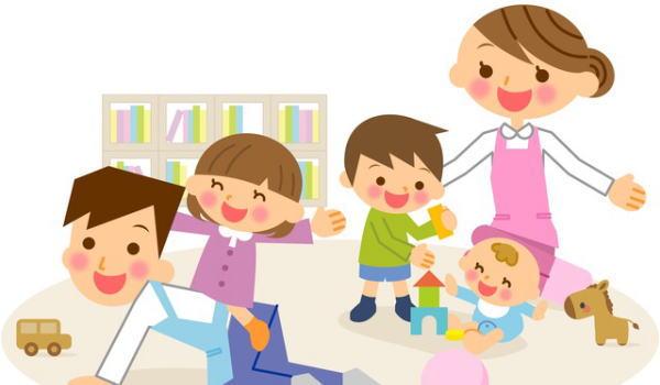 夏休み 幼稚園児 預かり保育