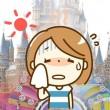 ディズニー 熱中症対策