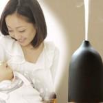 赤ちゃんの寝室で加湿器のおすすめは?メーカー別とお手入れ方法も!