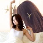 髪がロングの人は寝るときどうしてる?寝方と寝癖、痛みの対処!