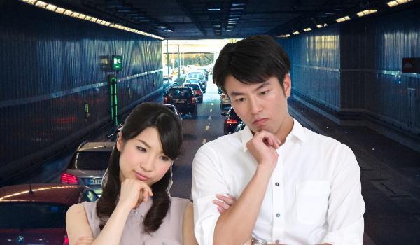 仙台 七夕祭り 渋滞