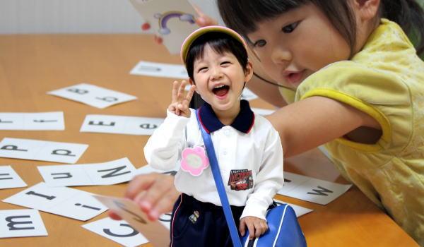夏休み 英語 幼稚園