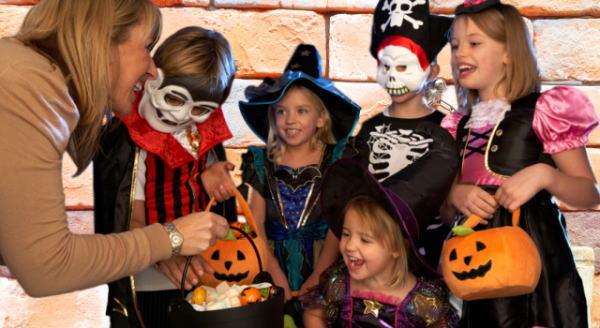 ハロウィンの楽しみ方 家族