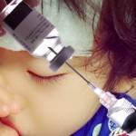 インフルエンザ予防接種は赤ちゃんは受けるべきか?時期やうつる対処