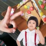 クリスマスのお菓子の家を簡単に!作り方と無印のキットを紹介!