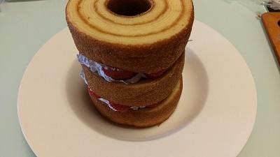 ポッキーケーキのレシピ5