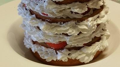 ポッキーケーキのレシピ6