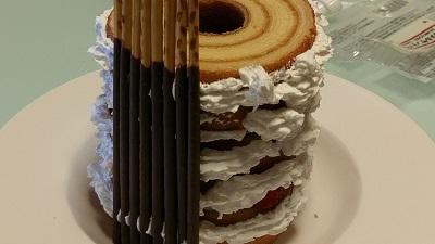 ポッキーケーキのレシピ7