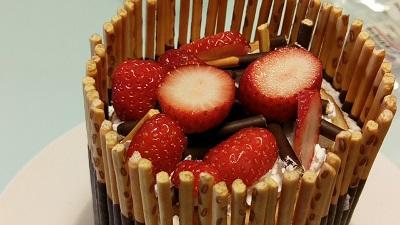 ポッキーケーキのレシピ10