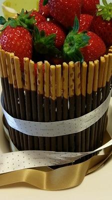 ポッキーケーキのレシピ11