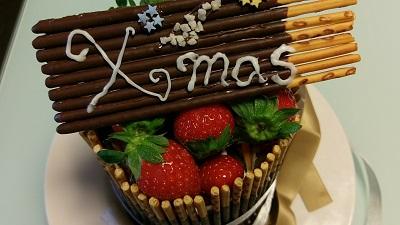 ポッキーケーキのレシピ15