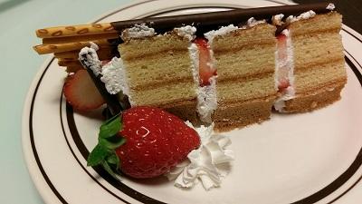ポッキーケーキのレシピ16