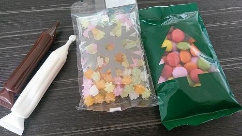 お菓子の家 アレンジ