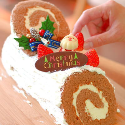 クリスマスケーキ 手作り キット2