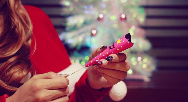 ネイルデザイン 簡単 クリスマス
