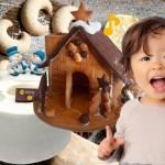 クリスマスお菓子手作り人気は?スモアで焼きマシュマロ失敗しない家で