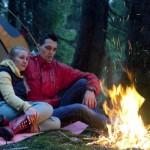 キャンプのバーベキューコンロで焚き火はOK?焚き火台を買う理由は!