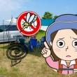 キャンプ 虫除け テント