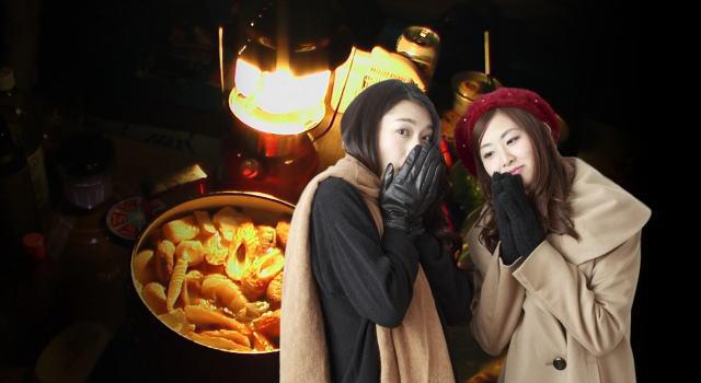 gw キャンプ 寒い 温かい料理