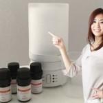 超音波アロマディフューザー人気のAroma Lamp Diffuserを使ってみた!